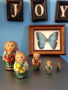 Russian dolls small